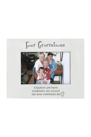 Ganz Four Generations Frame - Product Mini Image