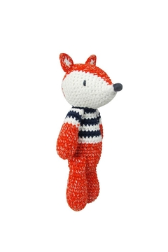 Shoptiques Product: Fox Crochet Rattle