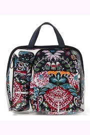 Vera Bradley Fox Forest 4pc-Cosmetic - Product Mini Image