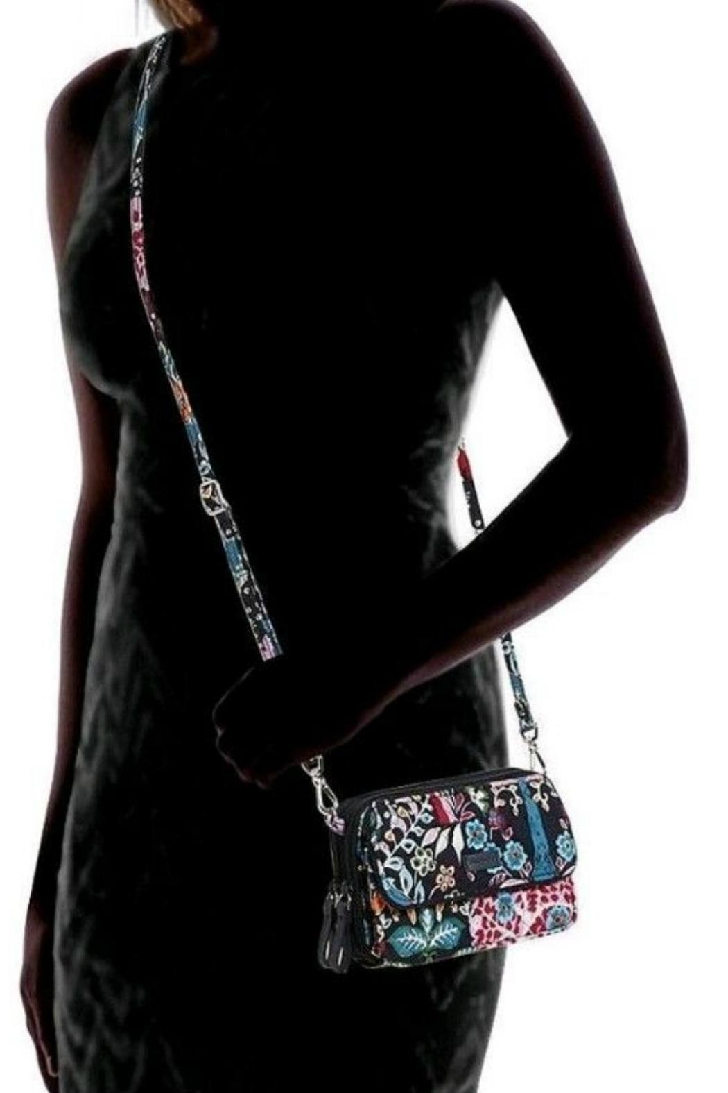Vera Bradley Fox Forest All-In-One - Side Cropped Image