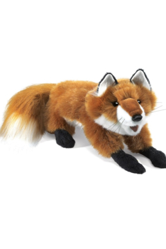Folkmanis Fox Hand Puppet - Product List Image