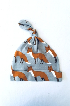 Shoptiques Product: Fox Knotted Hat
