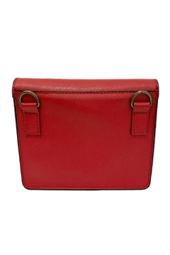 Leather Country Fox Leather Clutch - Alternate List Image