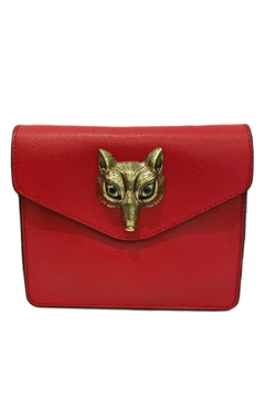 Leather Country Fox Leather Clutch - Product List Image