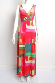 Fox's Colourfull Maxi Dress - Product Mini Image