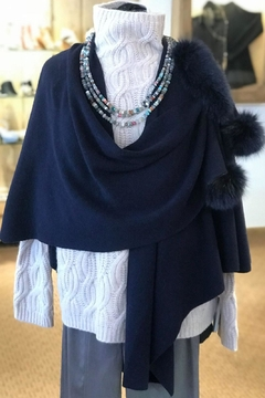Shoptiques Product: Fox Trim Wrap