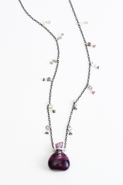 Fox and Beaux Fluorite Bottle Necklace - Product Mini Image