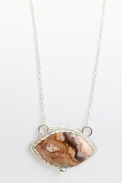 Fox and Beaux Jicorita Jasper Necklace - Product List Image