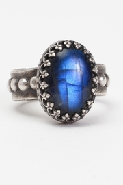 Fox and Beaux Labradorite Ring - Product Mini Image