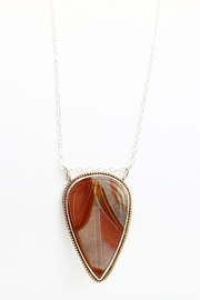 Fox and Beaux Polychrome Jasper Necklace - Product Mini Image