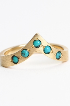 Fox and Beaux The Bluet Ring - Product List Image