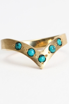 Fox and Beaux The Bluet Ring - Alternate List Image