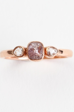 Fox and Beaux The Mistflower Ring - Product List Image