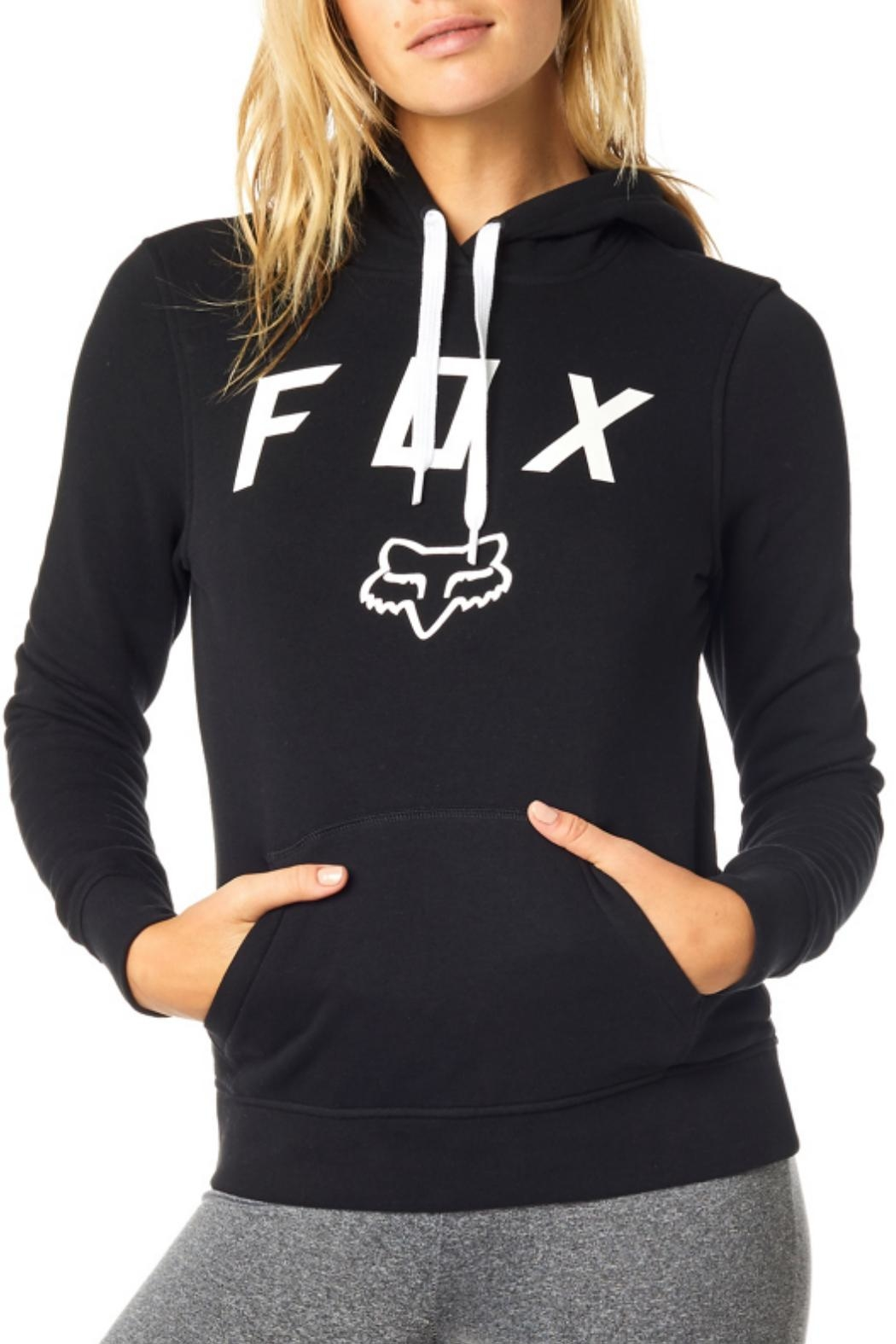 Fox Racing District Hoody - Front Cropped Image
