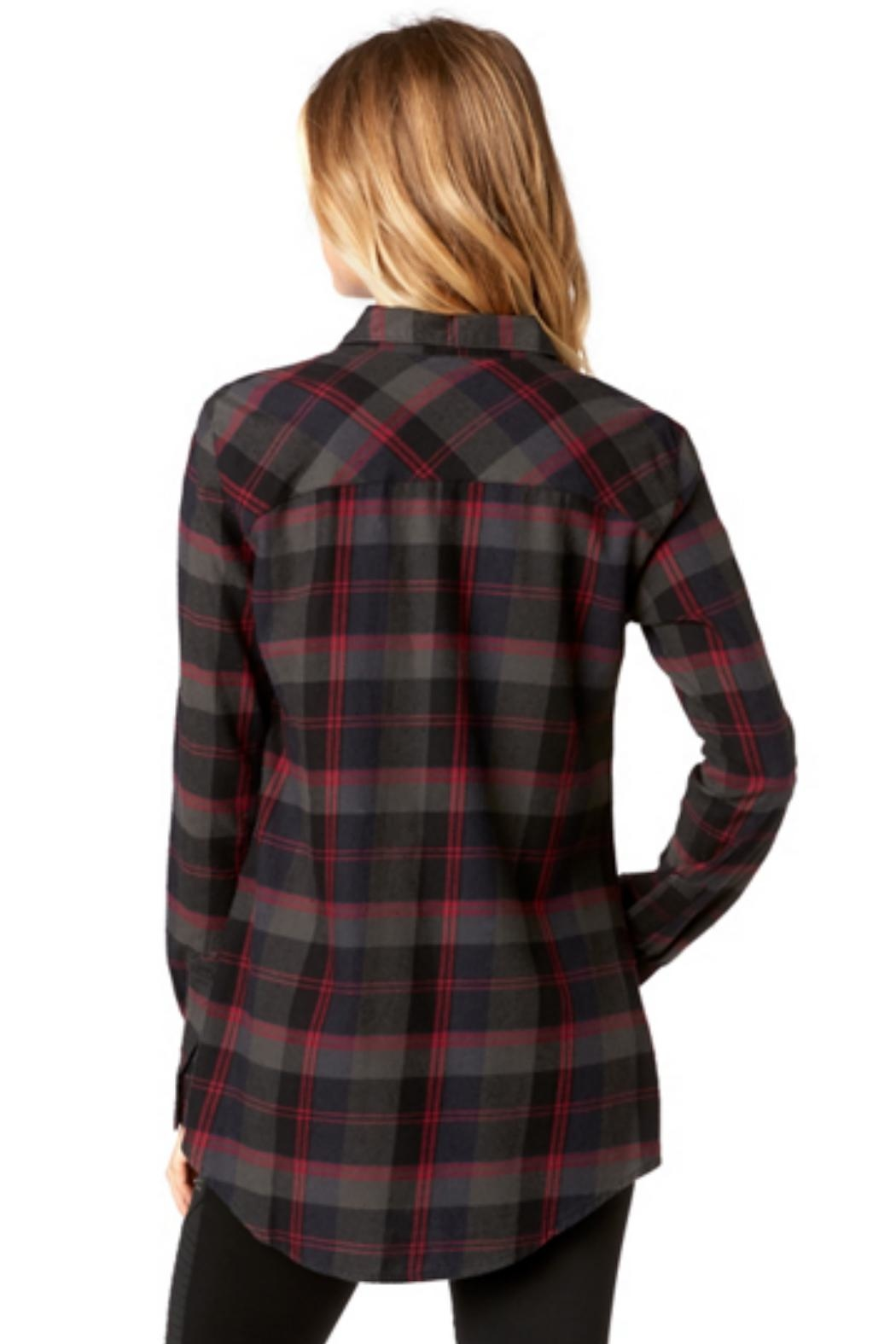Fox Racing Flown Flannel - Front Full Image