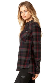 Fox Racing Flown Flannel - Back cropped