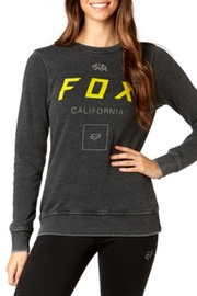Fox Racing Growled Crew - Front cropped