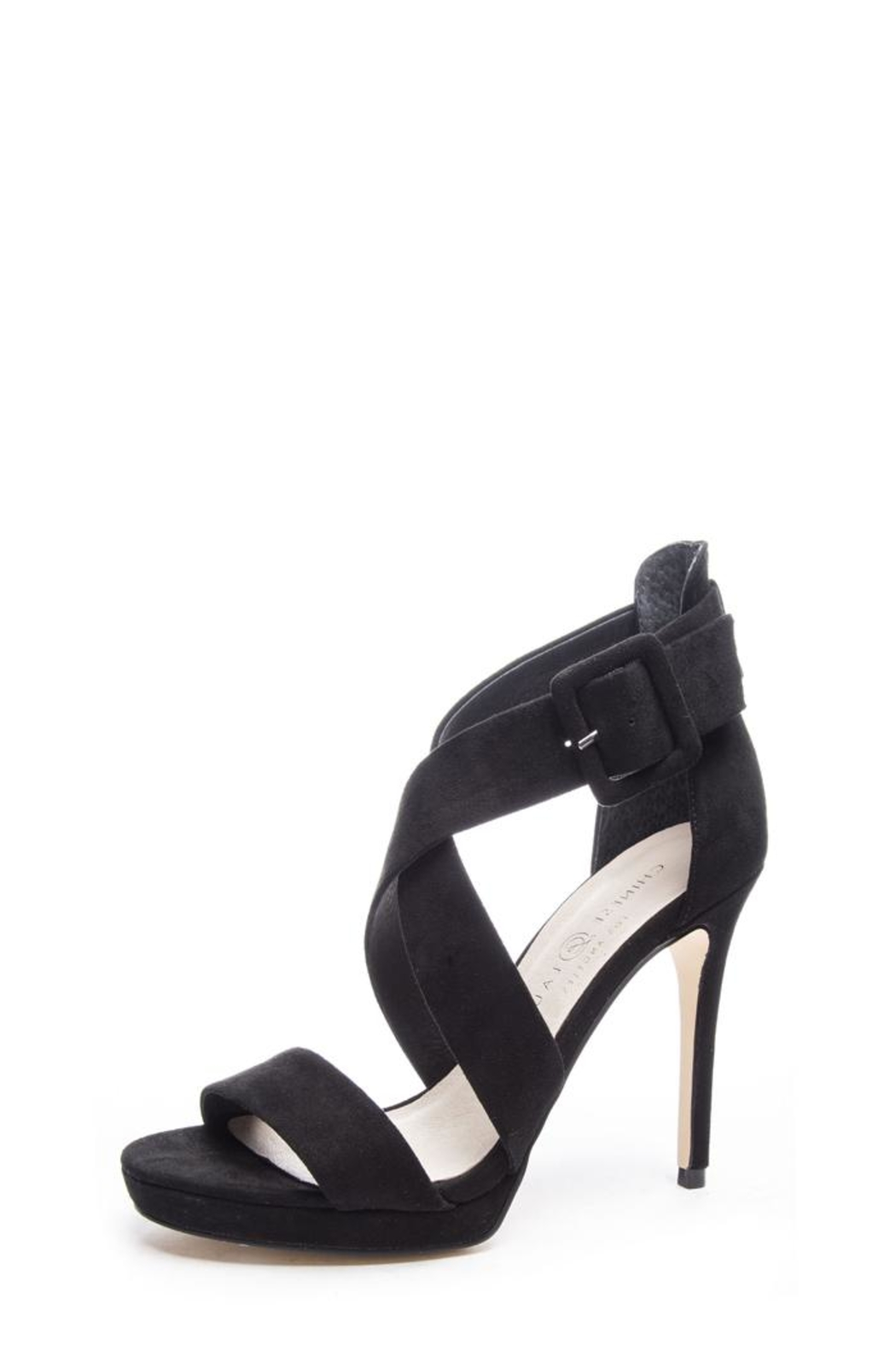 Chinese Laundry Foxie Black Heel - Side Cropped Image