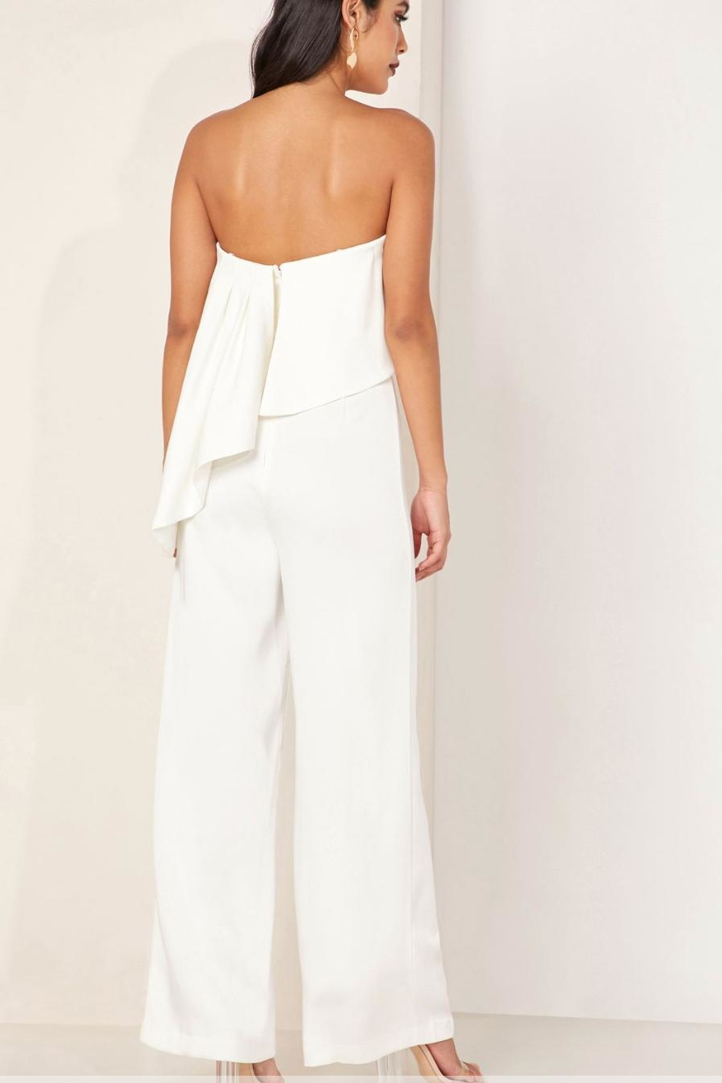Foxiedox Zoe Jumpsuit - Front Full Image