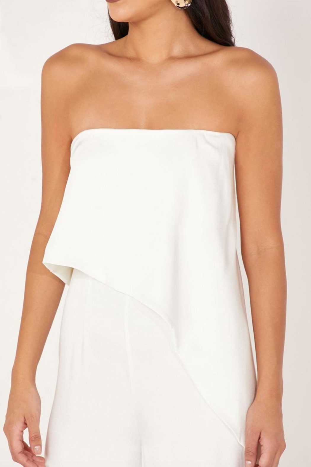 Foxiedox Zoe Jumpsuit - Side Cropped Image