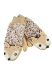 Howard's Foxy Critter Mittens - Product Mini Image