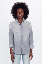 Mother Foxy Denim Buttondown - Product Mini Image