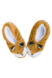 Face Plant Dreams Foxy Footsie Slippers - Product Mini Image