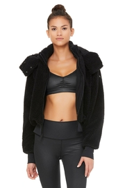 ALO Yoga Foxy Sherpa Jacket - Product Mini Image