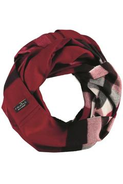 Shoptiques Product: Cashmink Loop Red