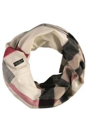 Fraas Cashmink Off White Scarf - Product Mini Image