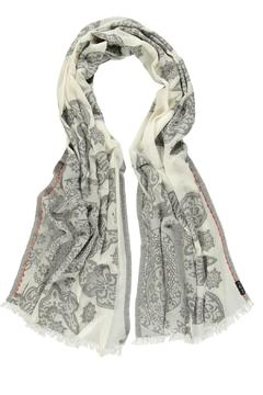Shoptiques Product: Western Tapestry Grey