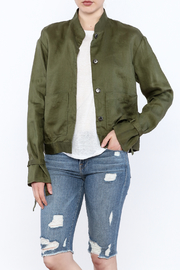 frame Army Linen Jacket - Product Mini Image