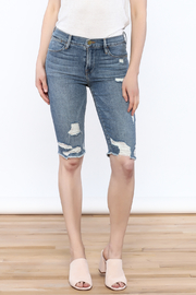 frame Denim Bermuda Shorts - Product Mini Image