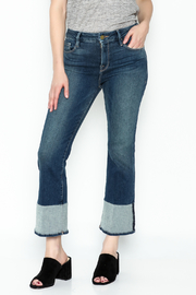 FRAME Denim Clifton Crop Cuff Jean - Product Mini Image