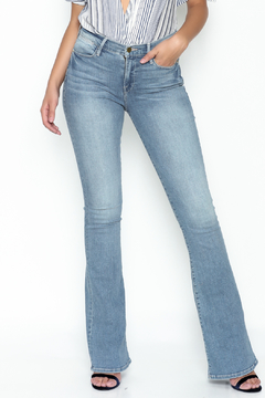Shoptiques Product: Highwaisted Easton Flare Jean