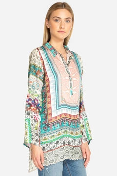 Johnny Was Frame Tunic - Product List Image