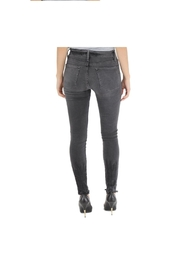 FRAME Denim High Skinny Grant - Front full body
