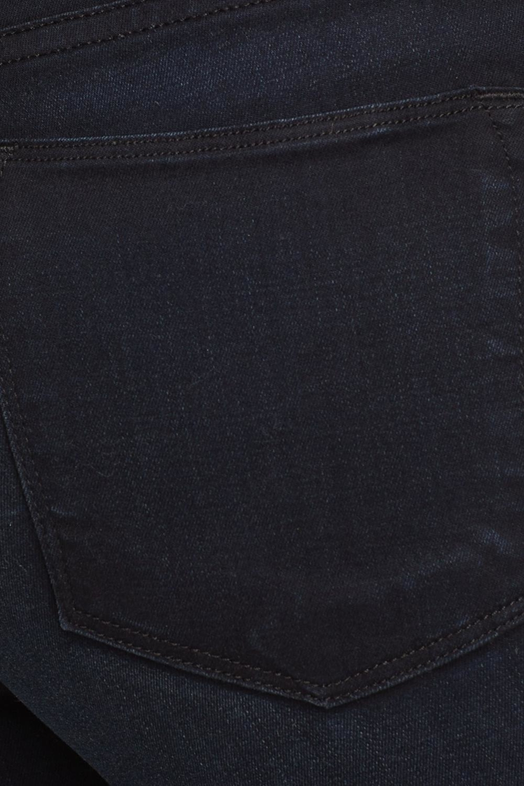 FRAME Denim Le High Skinny - Back Cropped Image