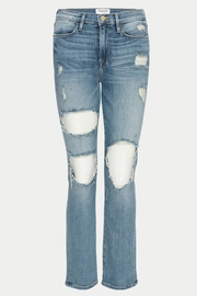 FRAME Denim Le High Straight - Product Mini Image