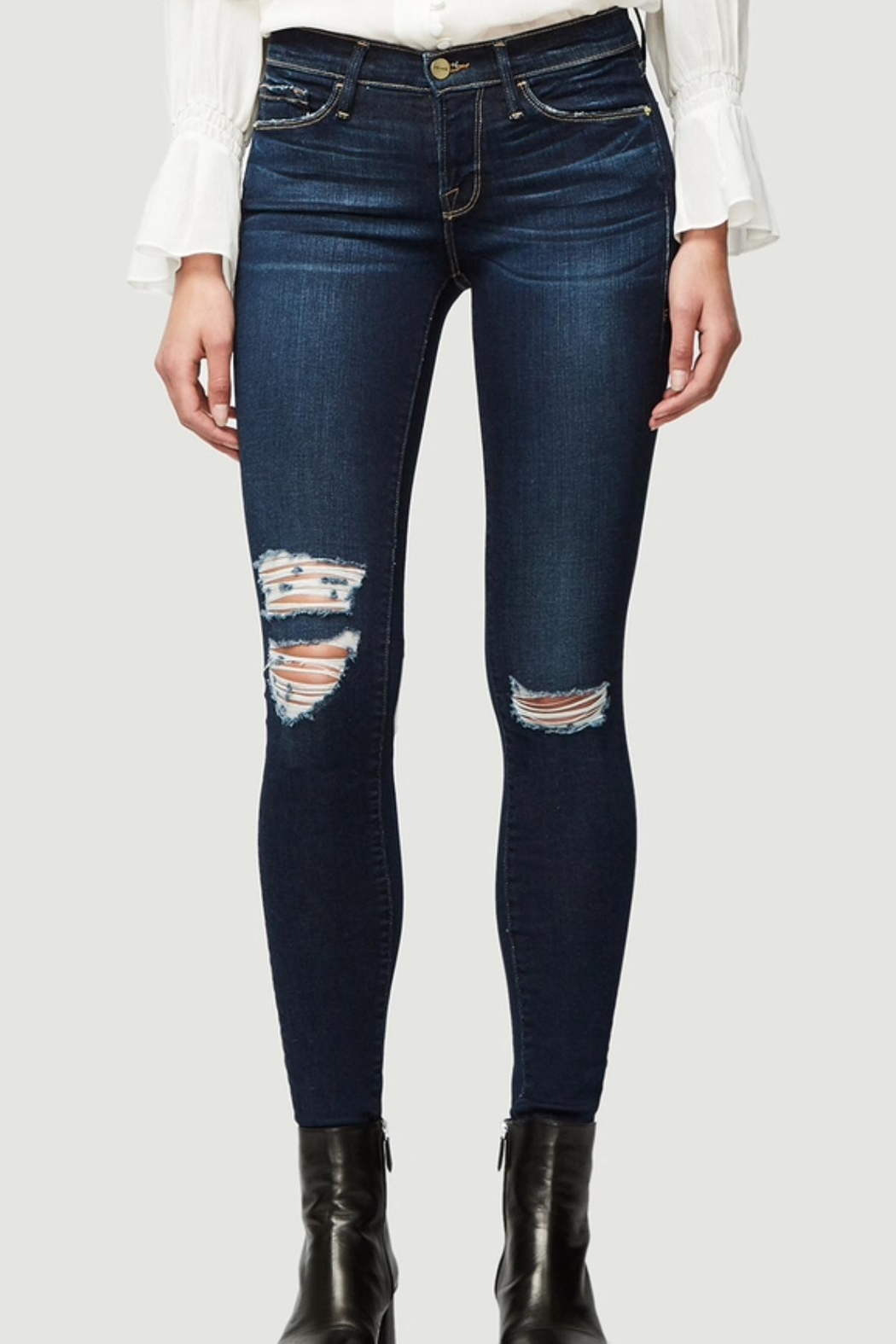 FRAME Denim Le Skinny Jeanne from New Jersey by free shop — Shoptiques