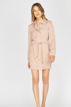 Greylin Frances Utility Jacket Dress - Product List Image