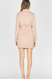 Greylin Frances Utility Jacket Dress - Front full body