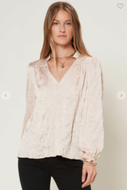 Current Air  Frances Woven Top - Product Mini Image