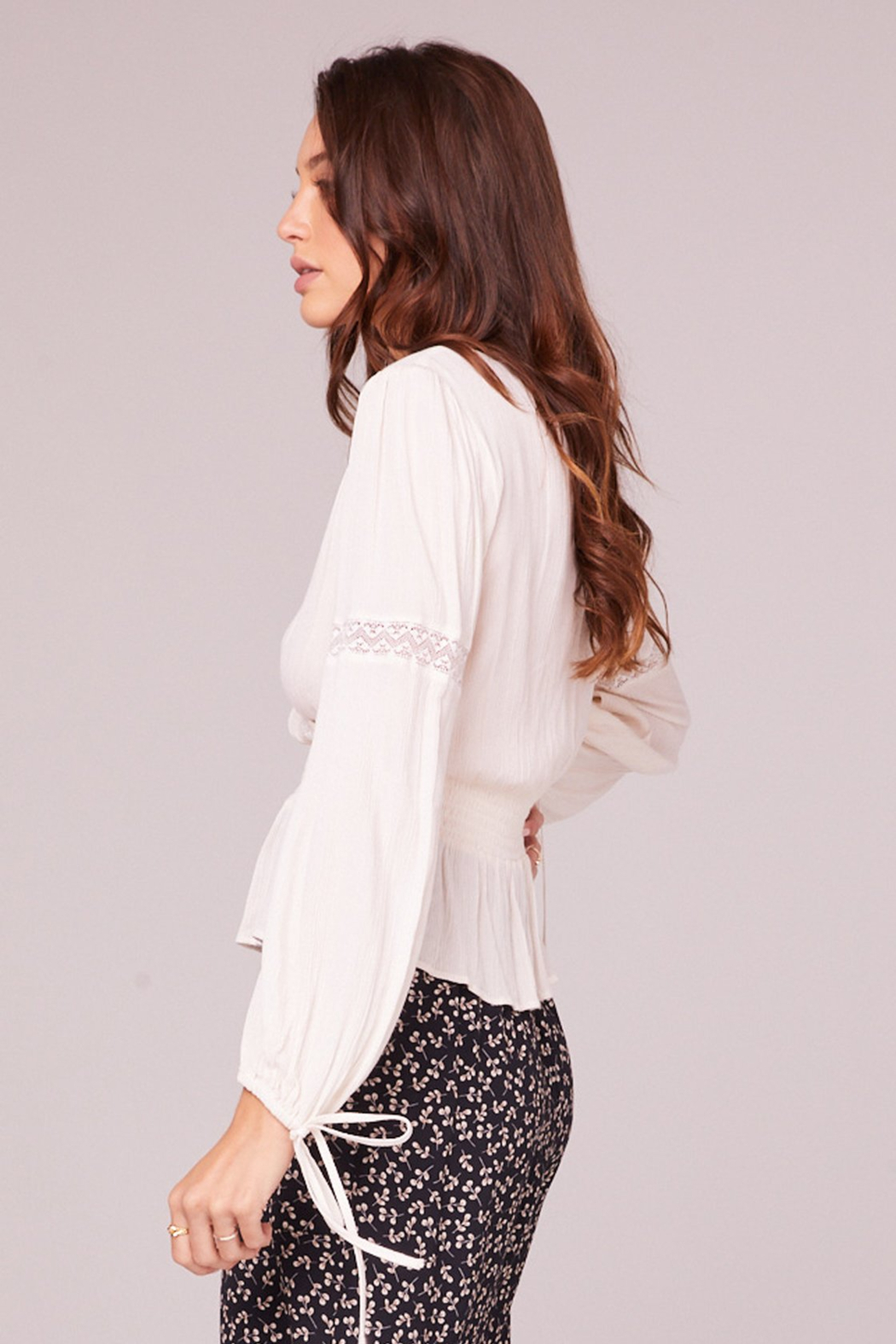 Band Of Gypsies Francesca Blouse - Front Full Image