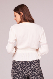 Band Of Gypsies Francesca Blouse - Side cropped