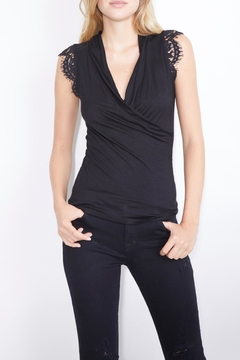 Shoptiques Product: Francesca Wrap Top