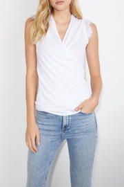 Generation Love  Francesca Wrap Top - Front cropped