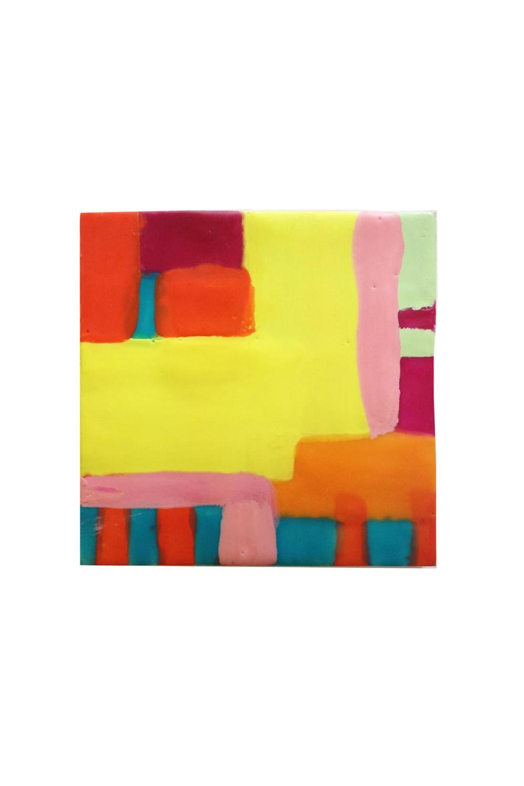 Francesca Saveri Abstract Encaustic Painting from California by ...