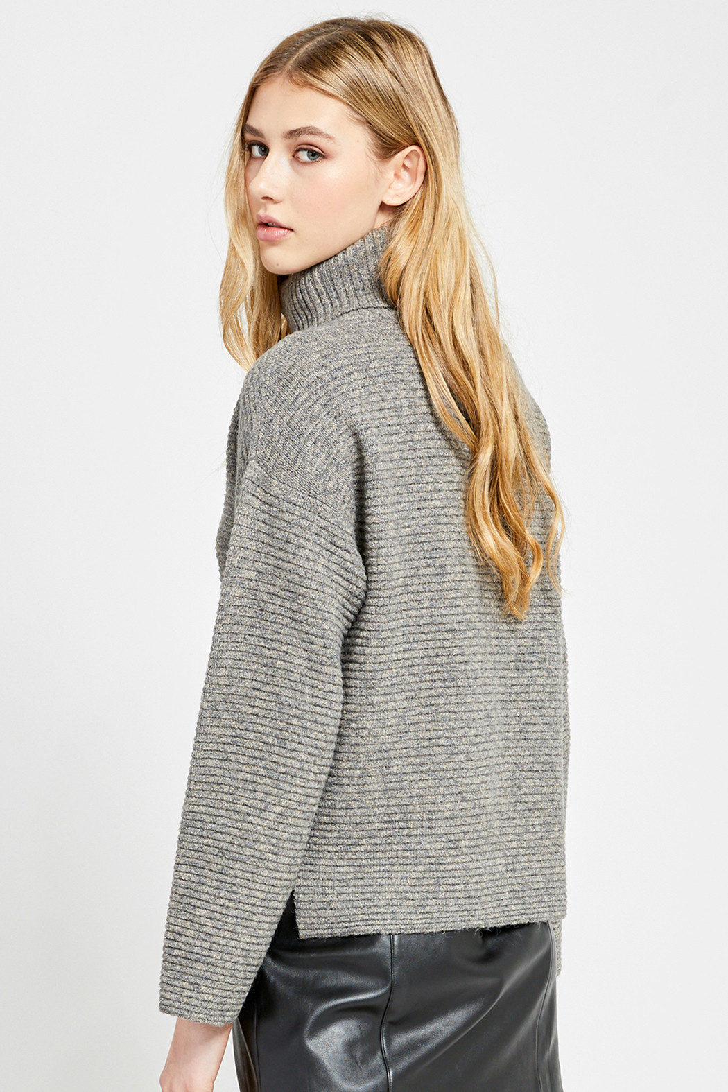 Gentle Fawn Francis Turtleneck Sweater - Front Full Image