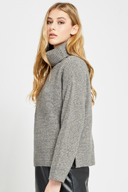 Gentle Fawn Francis Turtleneck Sweater - Front cropped